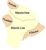 what tectonic plate is mauna loa on